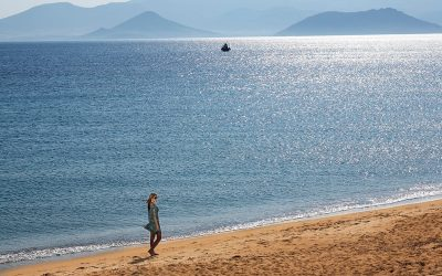 A day in Agios Prokopios