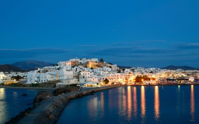 Nature and history: The best attractions in Naxos island.