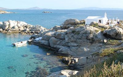 Naxos Beaches: Discover the best beaches of Naxos island!