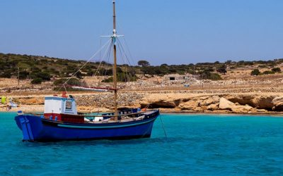 A short trip to the Small Cyclades! The small paradises of Aegean Sea!