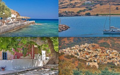 The Villages of Naxos, Part I: The close to Lagos Mare Boutique Hotel gems of Naxos!