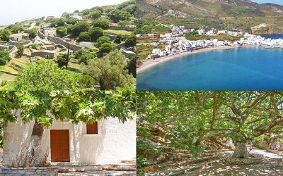 The Villages of Naxos, Part II: Secrets Revealed. Beauty Unveiled!